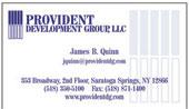 Flat Printing business card
